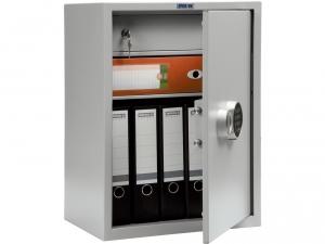 Шкаф металлический бухгалтерский ПРАКТИК SL-65Т EL купить на выгодных условиях в Екатеринбурге
