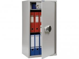 Шкаф металлический бухгалтерский ПРАКТИК SL-87Т EL купить на выгодных условиях в Екатеринбурге