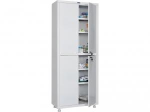 Металлический шкаф медицинский HILFE MD 2 1670/SS купить на выгодных условиях в Екатеринбурге