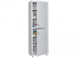 Металлический шкаф медицинский HILFE MD 1 1760/SS купить на выгодных условиях в Екатеринбурге
