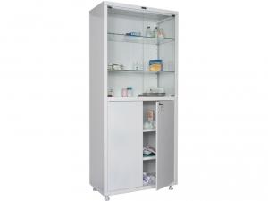 Металлический шкаф медицинский HILFE MD 2 1780/SG купить на выгодных условиях в Екатеринбурге