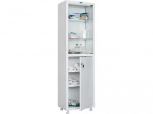Металлический шкаф медицинский HILFE MD 1 1657/SG купить на выгодных условиях в Екатеринбурге