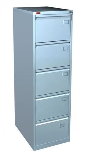 Шкаф металлический картотечный КР - 5 купить на выгодных условиях в Екатеринбурге
