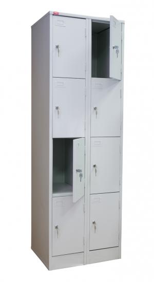 Шкаф металлический для сумок ШРМ - 28 купить на выгодных условиях в Екатеринбурге