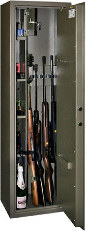 Шкаф и сейф оружейный VALBERG САФАРИ EL купить на выгодных условиях в Екатеринбурге
