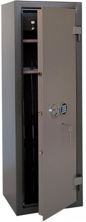 Шкаф и сейф оружейный AIKO Africa 11 EL купить на выгодных условиях в Екатеринбурге