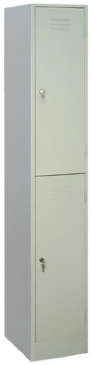 Шкаф металлический для одежды ШРМ - 12 купить на выгодных условиях в Екатеринбурге