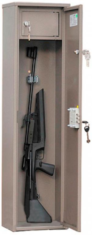 Шкаф и сейф оружейный AIKO ВОРОБЕЙ купить на выгодных условиях в Екатеринбурге