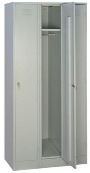 Шкаф металлический для одежды ШРМ - 33 купить на выгодных условиях в Екатеринбурге