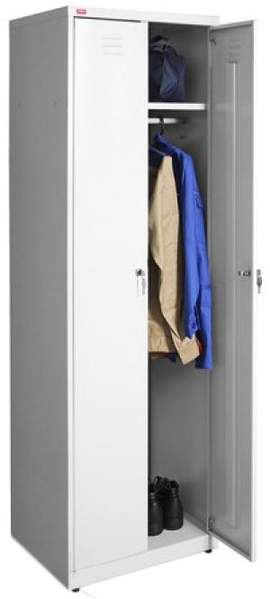 Шкаф металлический для одежды ШРМ - АК/800 купить на выгодных условиях в Екатеринбурге