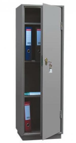 Шкаф металлический для хранения документов КБ - 21 / КБС - 21 купить на выгодных условиях в Екатеринбурге