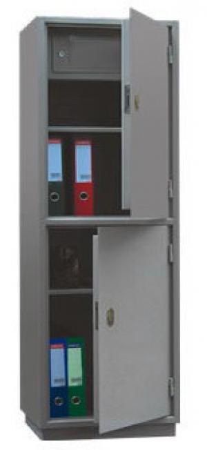 Шкаф металлический для хранения документов КБ - 23т / КБС - 23т купить на выгодных условиях в Екатеринбурге
