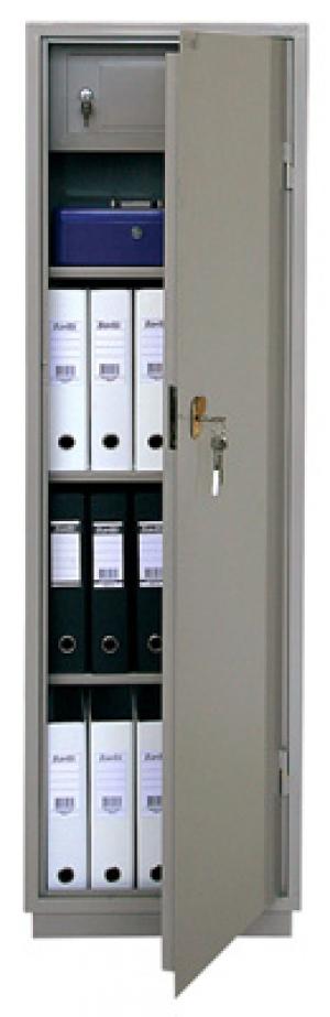 Шкаф металлический для хранения документов КБ - 031т / КБС - 031т купить на выгодных условиях в Екатеринбурге