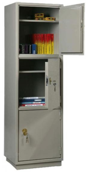 Шкаф металлический для хранения документов КБ - 033 / КБС - 033 купить на выгодных условиях в Екатеринбурге
