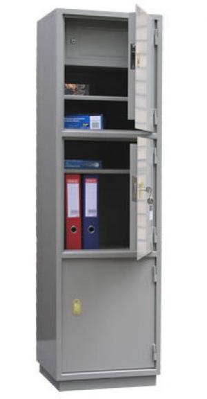 Шкаф металлический для хранения документов КБ - 033т / КБС - 033т купить на выгодных условиях в Екатеринбурге