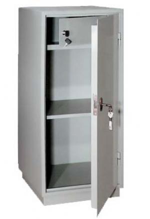 Шкаф металлический для хранения документов КБ - 041т / КБС - 041т купить на выгодных условиях в Екатеринбурге