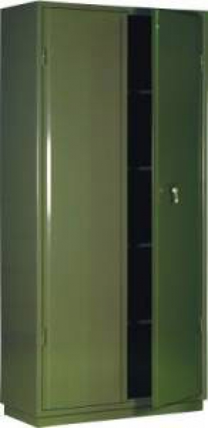 Шкаф металлический бухгалтерский КС-10 купить на выгодных условиях в Екатеринбурге