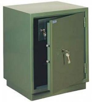 Шкаф металлический бухгалтерский КС-1Т купить на выгодных условиях в Екатеринбурге