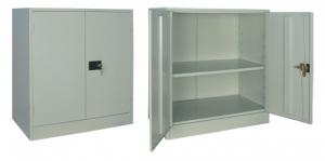 Шкаф металлический для хранения документов ШАМ - 0,5 купить на выгодных условиях в Екатеринбурге