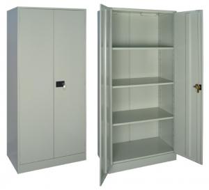 Шкаф металлический для хранения документов ШАМ - 11 купить на выгодных условиях в Екатеринбурге