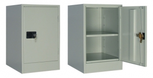 Шкаф металлический для хранения документов ШАМ - 12/680 купить на выгодных условиях в Екатеринбурге
