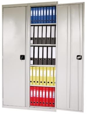 Шкаф металлический архивный ШХА-100 купить на выгодных условиях в Екатеринбурге