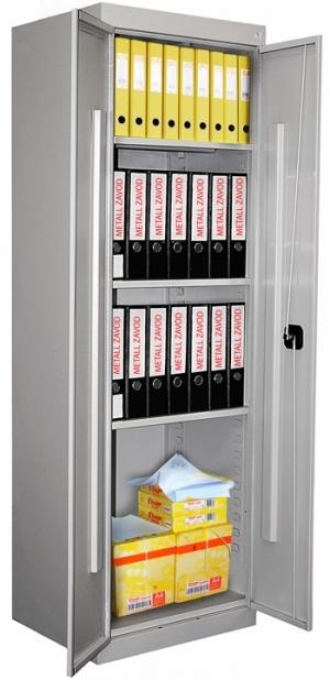 Шкаф металлический архивный ШХА-850 (40) купить на выгодных условиях в Екатеринбурге