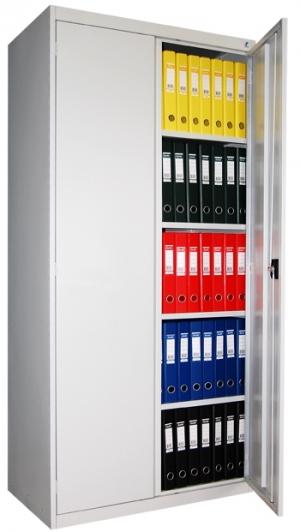 Шкаф металлический архивный ШХА-900 купить на выгодных условиях в Екатеринбурге