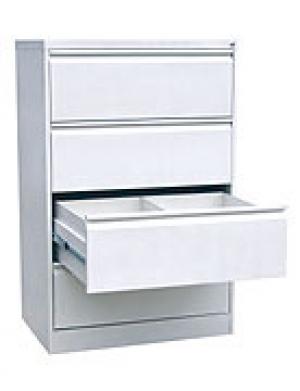 Шкаф металлический картотечный ШК-4-2 купить на выгодных условиях в Екатеринбурге