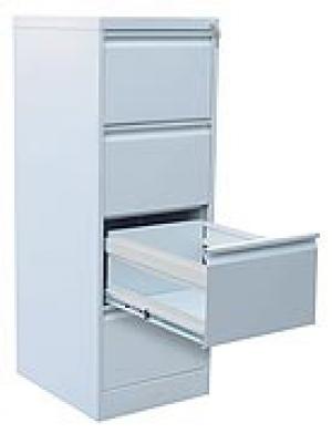 Шкаф металлический картотечный ШК-4Р купить на выгодных условиях в Екатеринбурге