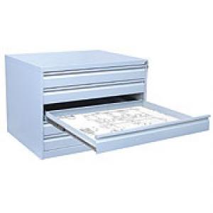 Шкаф металлический картотечный ШК-5-А1 купить на выгодных условиях в Екатеринбурге