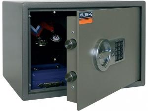 Сейф мебельный VALBERG ASM - 30 EL A