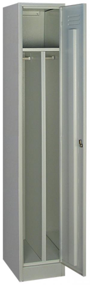 Шкаф металлический для одежды ШРМ - 21