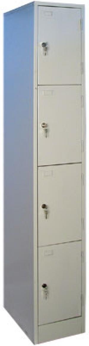 Шкаф металлический для сумок ШРМ - 14 - М купить на выгодных условиях в Екатеринбурге