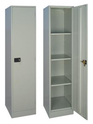 Шкаф металлический архивный ШАМ - 12