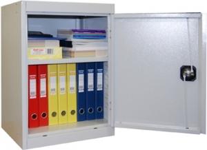 Шкаф металлический архивный ШХА-50 (40)/670 купить на выгодных условиях в Екатеринбурге
