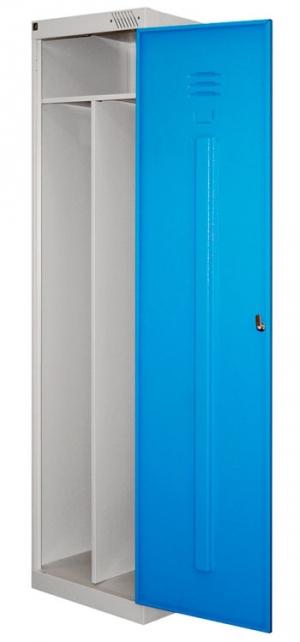 Шкаф металлический для одежды ШРЭК-21-500 купить на выгодных условиях в Екатеринбурге