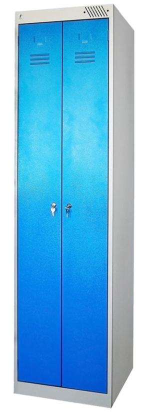Шкаф металлический для одежды ШРЭК-22-500 купить на выгодных условиях в Екатеринбурге