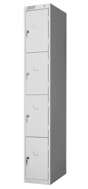 Шкаф металлический для сумок ШРС-14-300 купить на выгодных условиях в Екатеринбурге